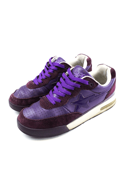 Roadsta Purple Suede