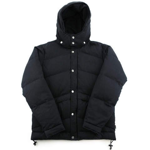 Supreme Black Puffer Jacket