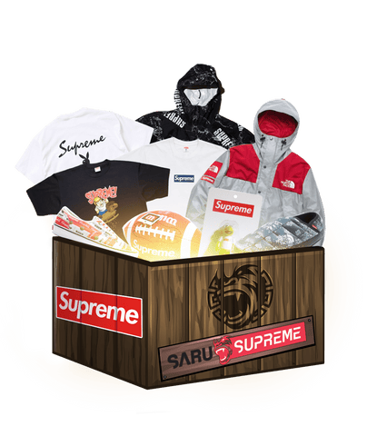 Supreme Collab Mystery Box