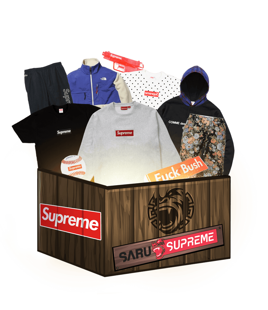 1c86566e46d13 SUPREME Mixed Mystery Box – SaruGeneral