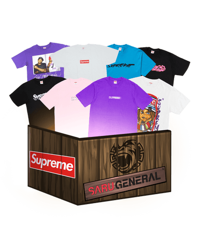 Supreme Tee Mystery Box - SaruGeneral