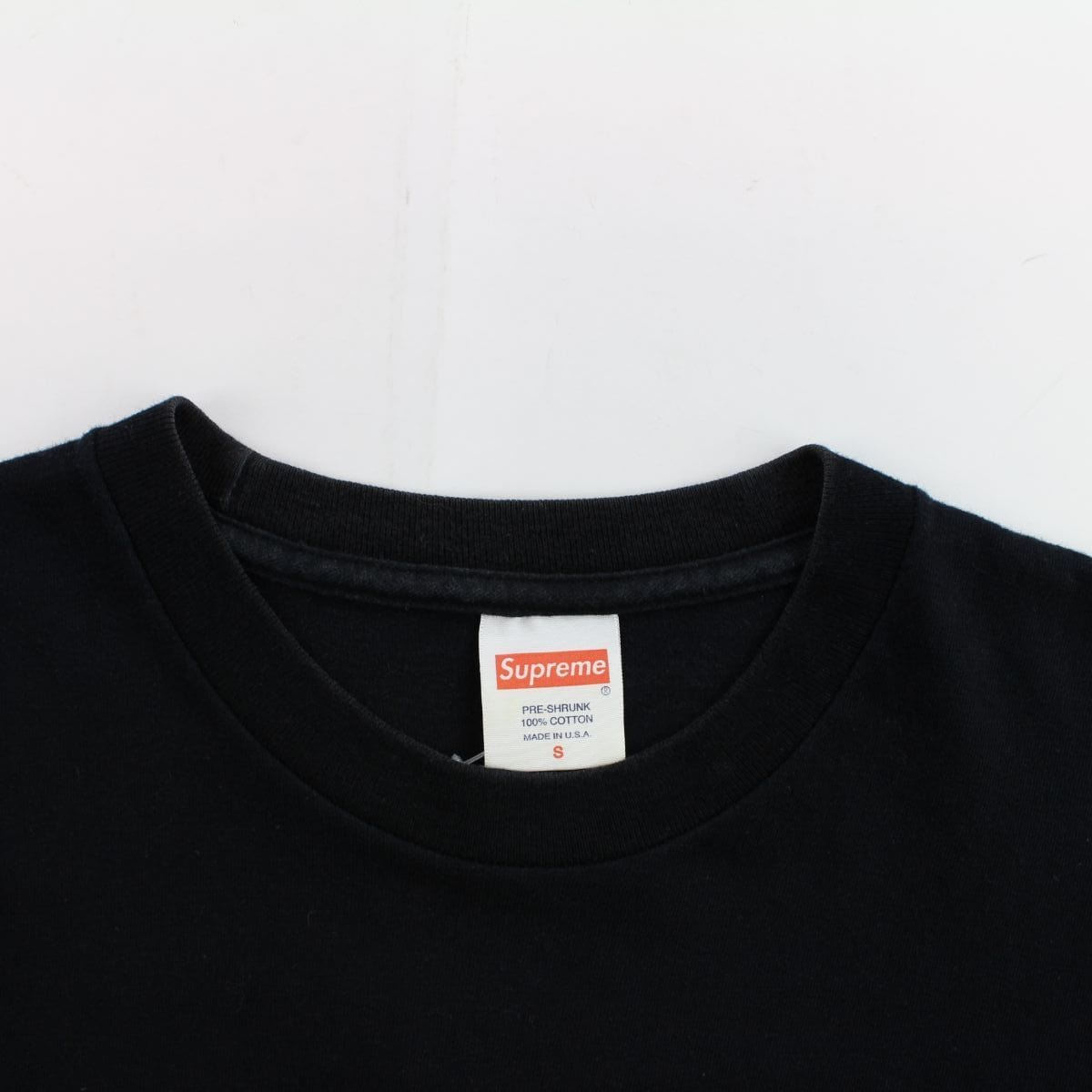 Supreme 20th Anni Box Logo Tee Black - SaruGeneral