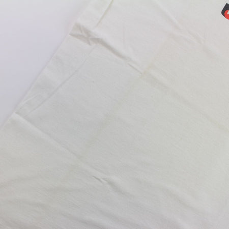 Supreme Flower Text 1999 Tee White