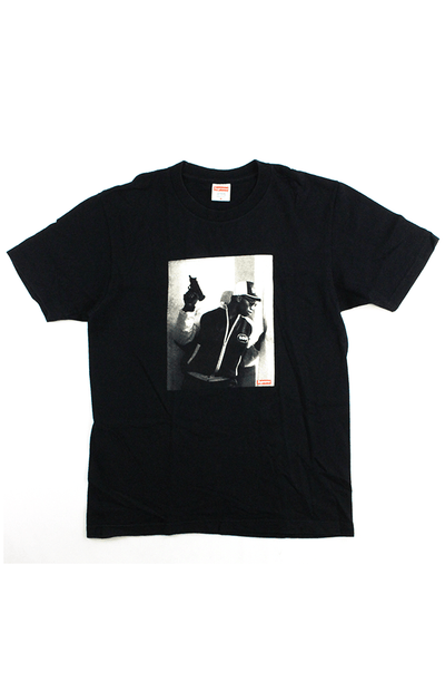Supreme KRS One Tee Black - SaruGeneral