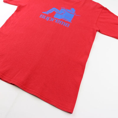 Supreme Maxwell Nike 2002 Tee Red - SaruGeneral