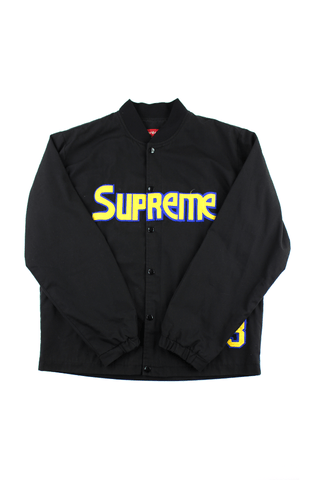 Supreme 03 Skyline Jacket Black
