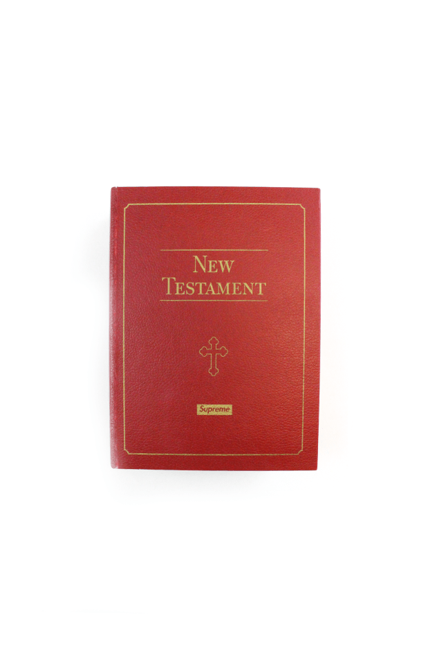 Supreme New Testament Stash Box - SaruGeneral