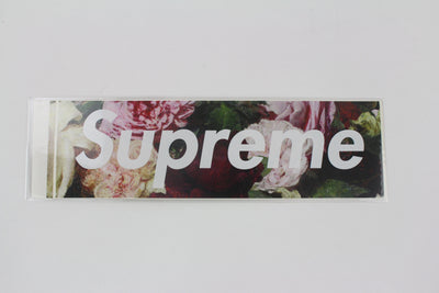 Supreme PCL Box Logo Sticker - SaruGeneral