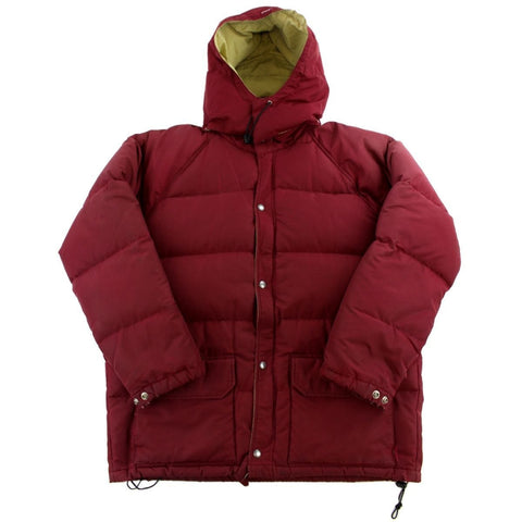Supreme Red Puffer Jacket