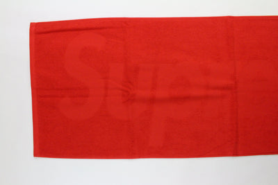 Supreme Red Towel - SaruGeneral