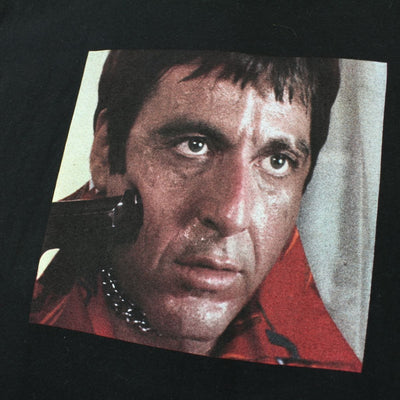 Supreme Scarface Tee Black - SaruGeneral