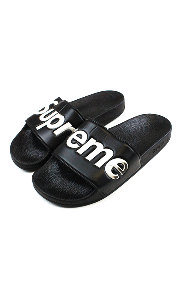 Supreme Slides Black - SaruGeneral