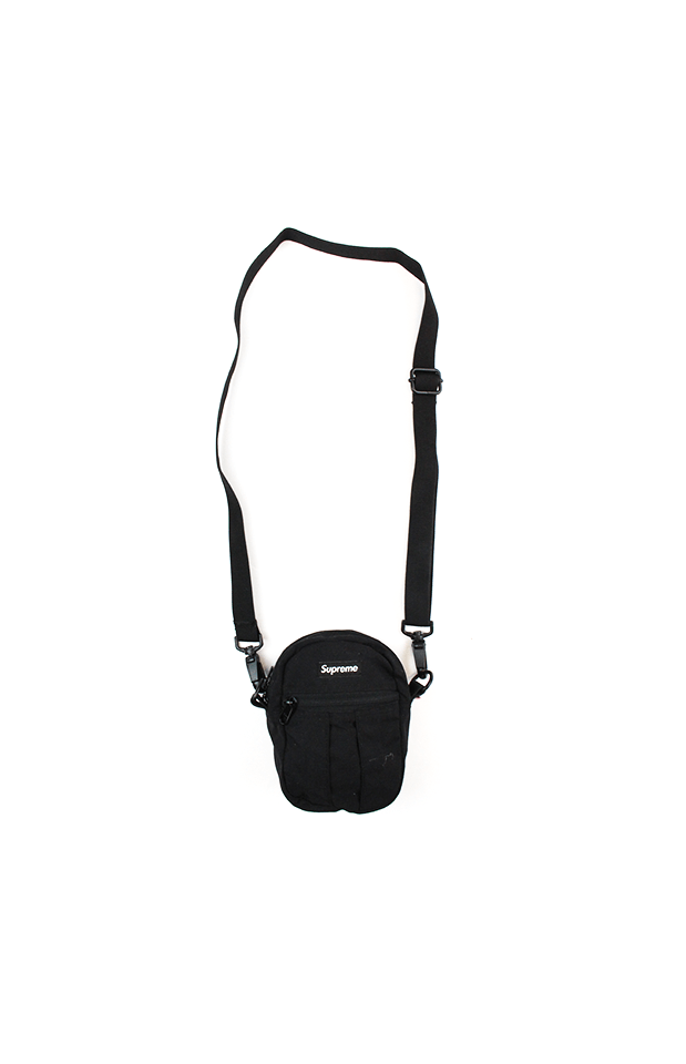 Supreme Small Hip Bag Black