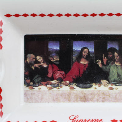 Supreme The Last Supper Ashtray Red - SaruGeneral