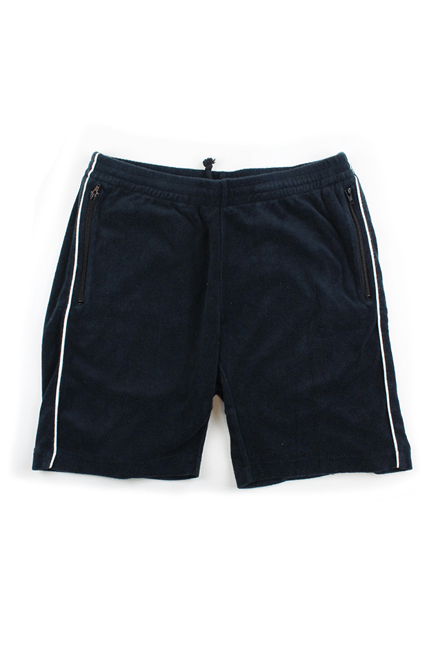 abd0751c5a39 Supreme White Stripe Shorts Navy – SaruGeneral