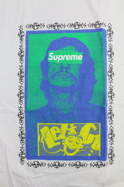Supreme x Charles Manson Tee White - SaruGeneral