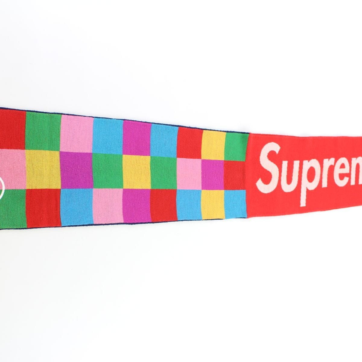 Supreme x Fragment Multi Coloured Scarf - SaruGeneral
