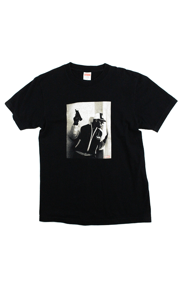 Supreme x Krs One Tee Black