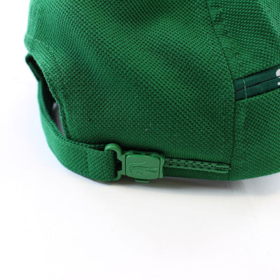 Supreme x Lacoste 6 Panel Green - SaruGeneral