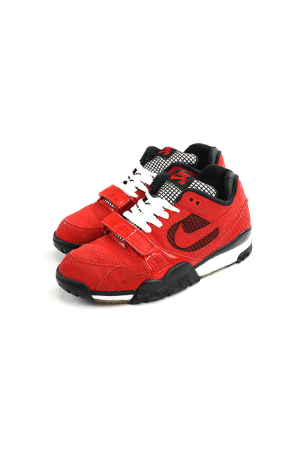 Supreme x Nike Air Trainer Red - SaruGeneral