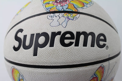 Supreme x Spalding Gonz Butterfly Basketball - SaruGeneral