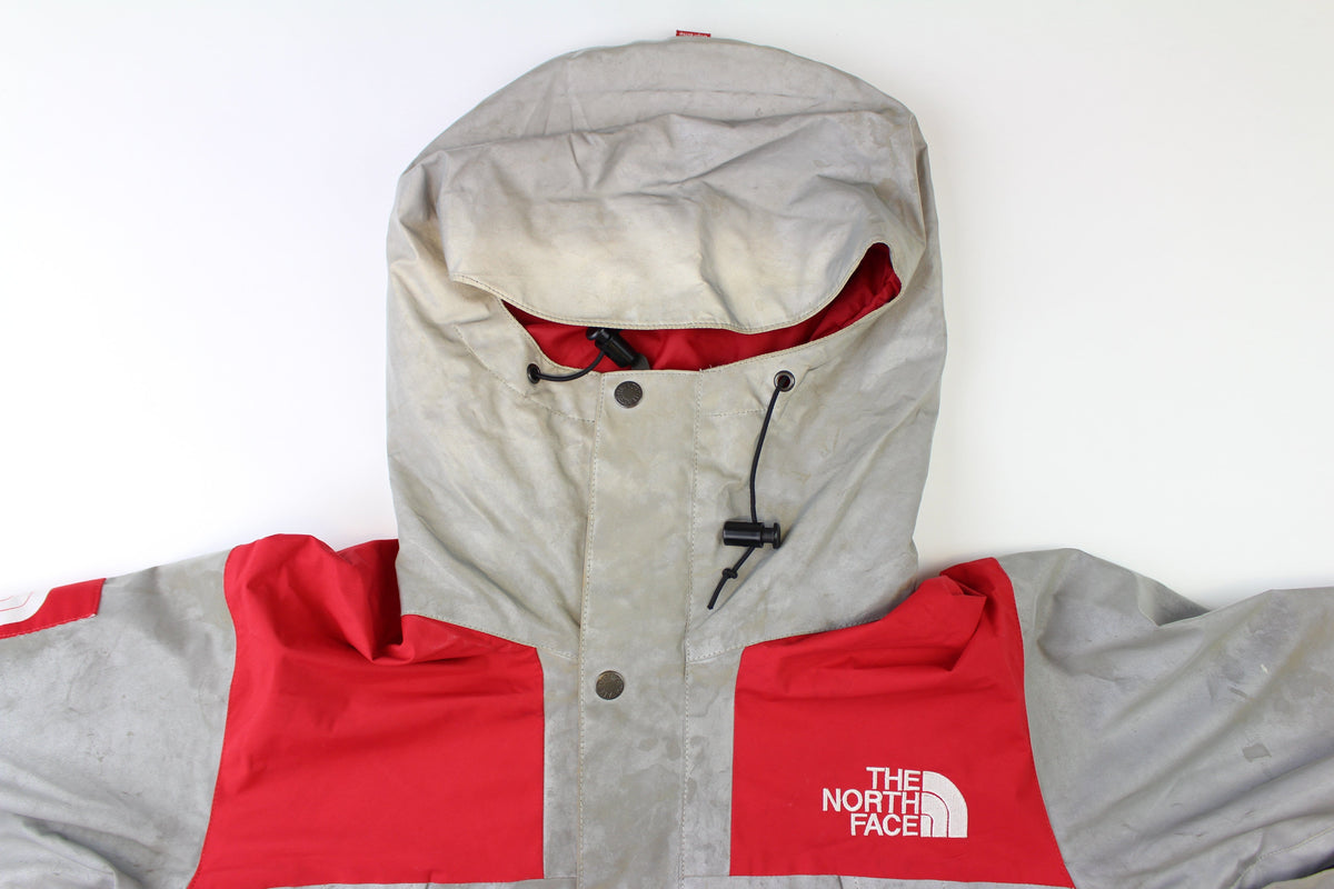 supreme3M Parka Red Grey - SaruGeneral