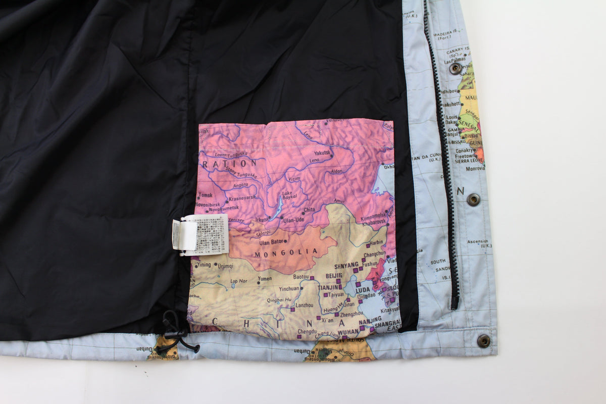 Supreme x TNF Maps Expedition 2014 - SaruGeneral