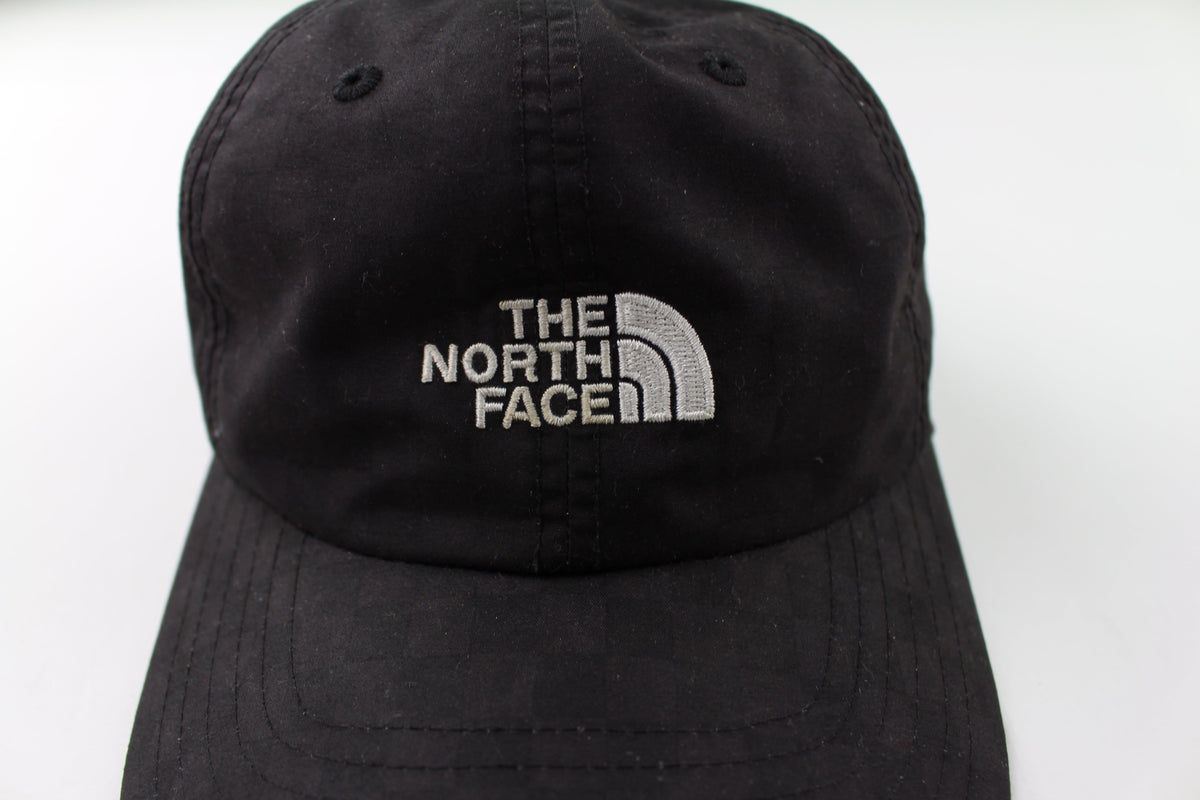 Supreme x The North Face Checkered Black Cap - SaruGeneral