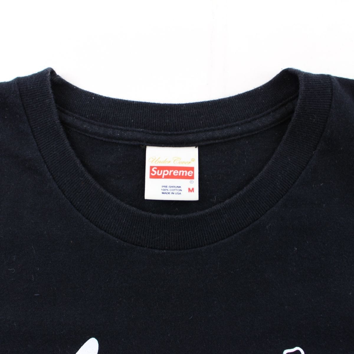 Supreme x Undercover Dolls Tee Black - SaruGeneral