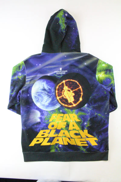 Supreme x Undercover Public Enemy Fear of a Black Planet Hoodie - SaruGeneral