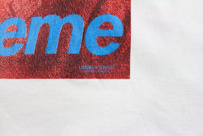 Supreme x Undercover Synth Head Tee White - SaruGeneral