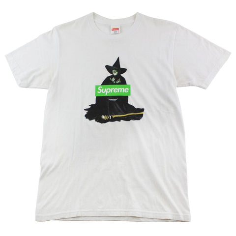 Supreme x Undercover Witch Box Logo Tee White