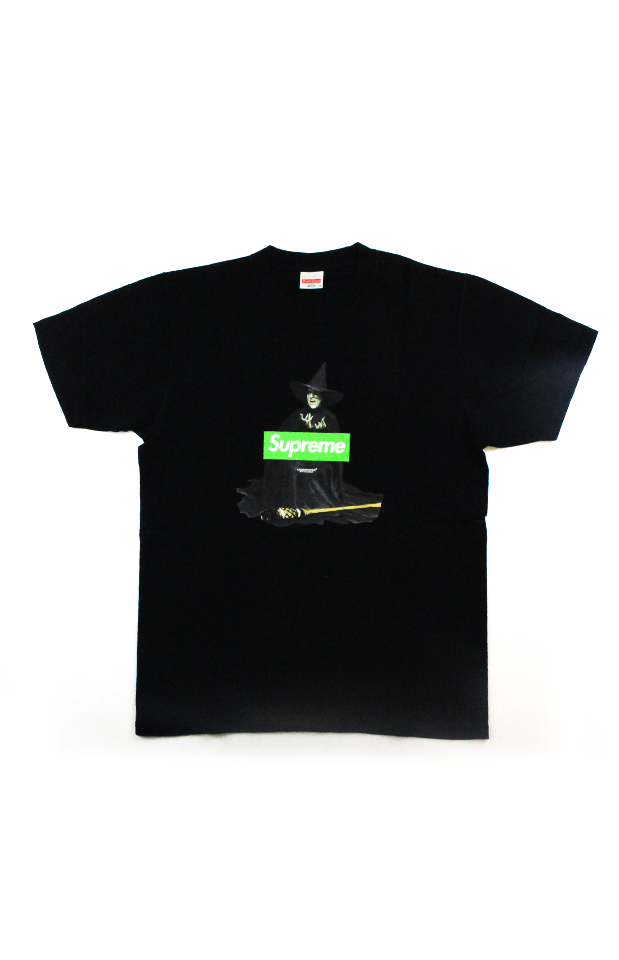 Supreme x Undercover Witch Tee Black