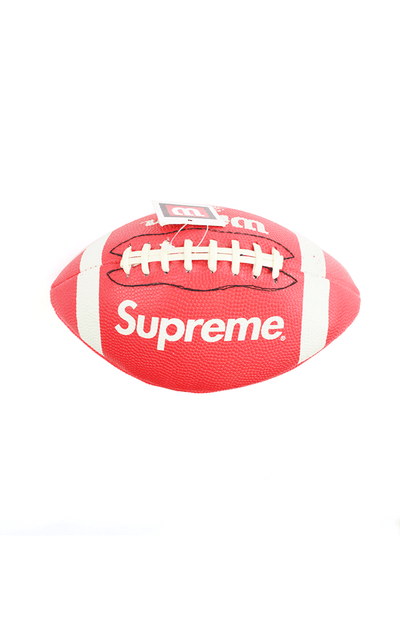 Supreme x Wilson Football Red