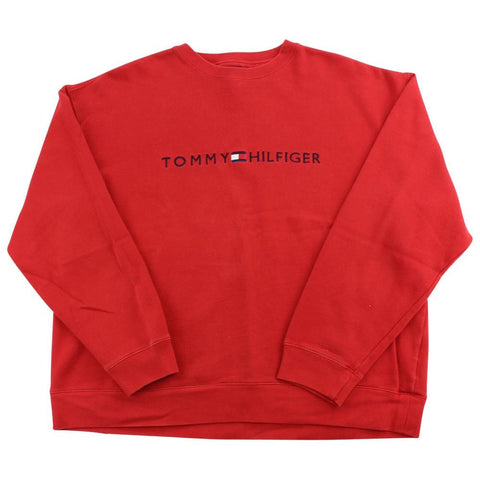 Tommy Hilfiger Crewneck Red
