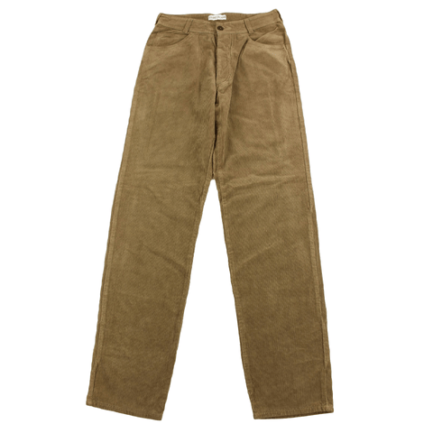 Stone Island Corduroy Beige Trousers Spring/Summer 1987 - SaruGeneral