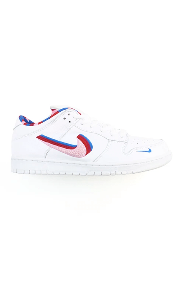 Nike SB x Parra Dunk Low White - SaruGeneral