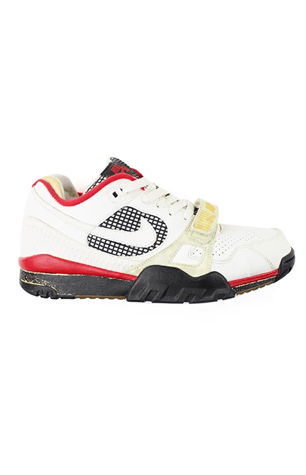 Supreme x Nike SB Air Trainer White - SaruGeneral