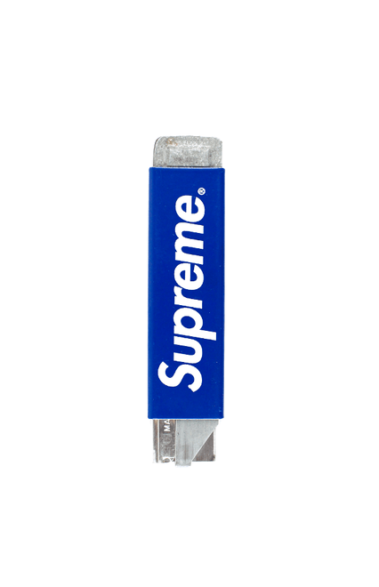 supreme box cutter blue - SaruGeneral