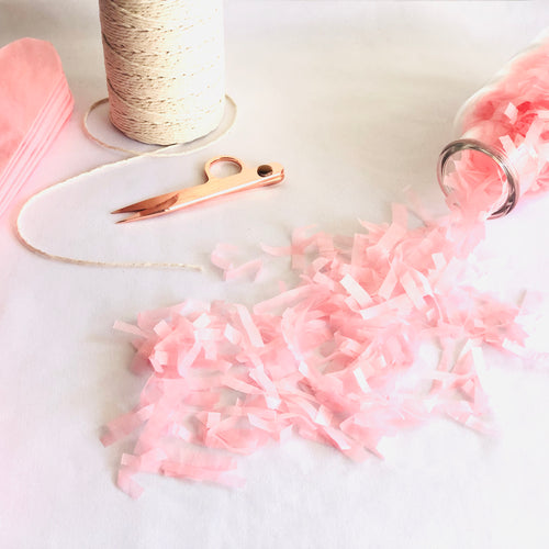 Baby Pink Sprinkle Confetti