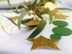 Natured Inspired Star Decor Confetti