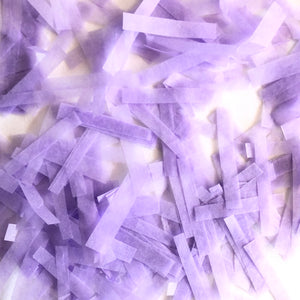 Lilac Light Purple Sprinkle Confetti