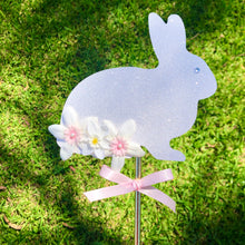 Load image into Gallery viewer, Rabbit Cake Topper