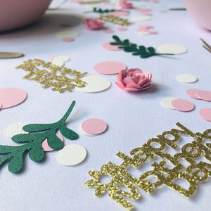 Mother's Day Flower Confetti