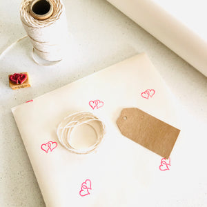 Valentines Day Gift Wrapping Paper
