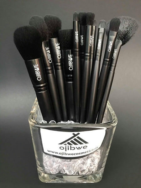 11pc brush set