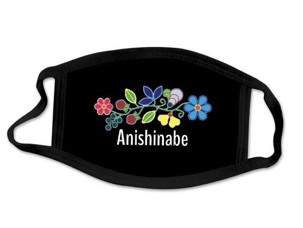 anishinabe mask