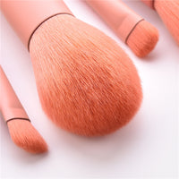 10pc Brandy Beauty Brush Set