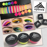 Neon High Pigment Eye Shadows