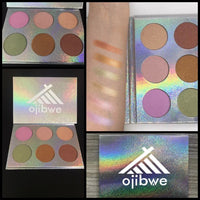 Holographic Highlight Palette